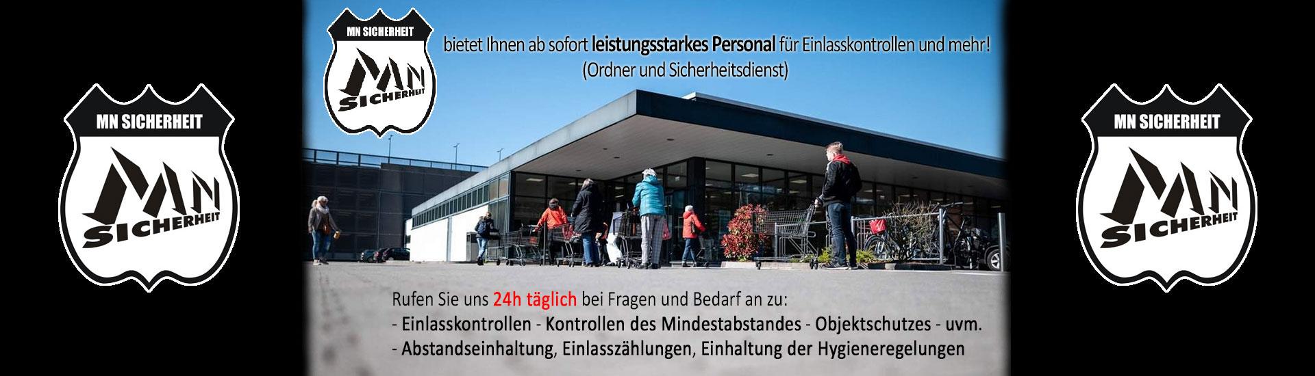 Ordnerdienste durch MN Sicherheit in Paderborn